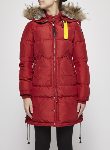 ParaJumpers RED DOWN COAT
