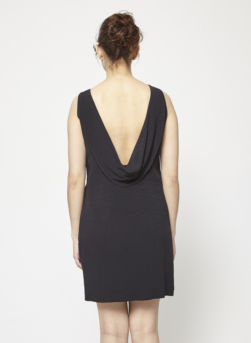 Iro Black Sleeveless Dress