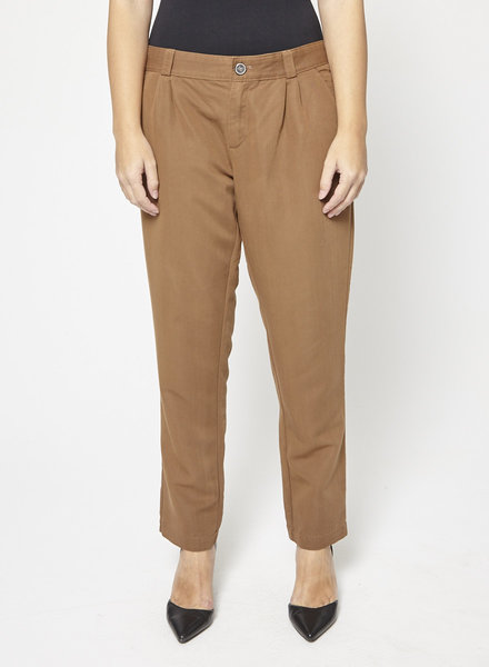 Banana Republic PANTALON À PINCES NOISETTE
