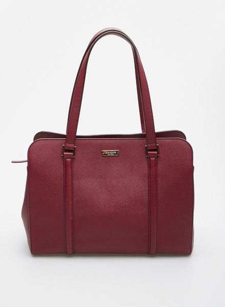 Kate Spade CHERRY COATED LEATHER BAG