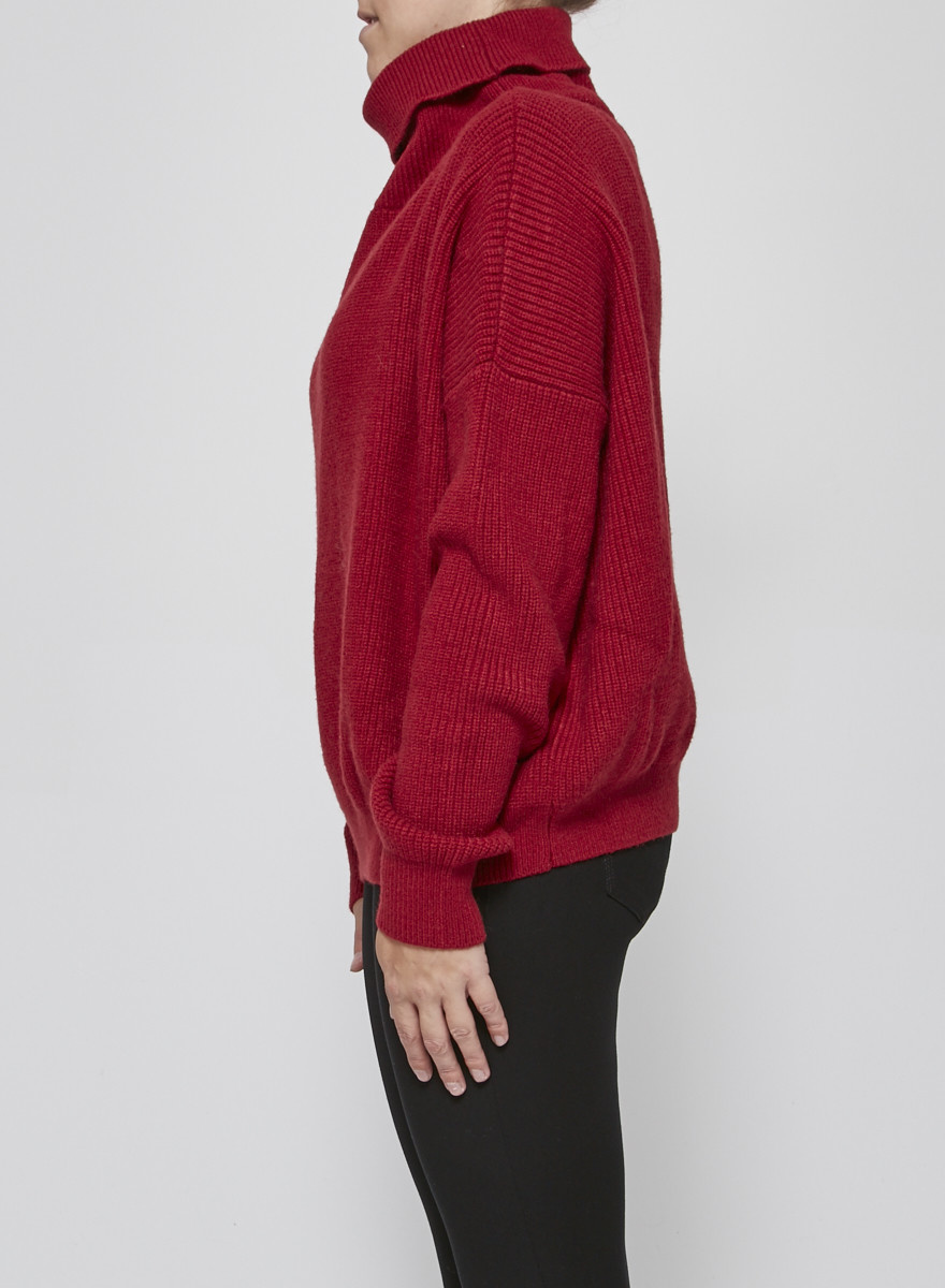 jakke Red Sweater - New with Tags