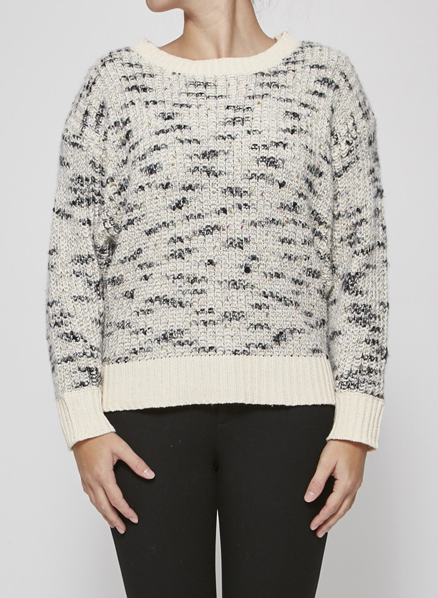 Heartloom Ivory Diana Sweater - New with Tags