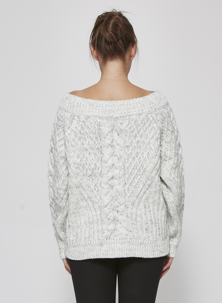 Heartloom CABLE KNIT SWEATER -  NEW WITH TAGS