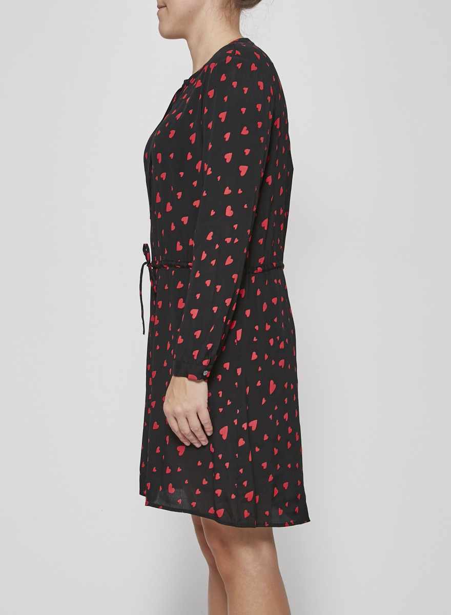 Rails REBEL HEART DRESS - NEW WITH TAGS