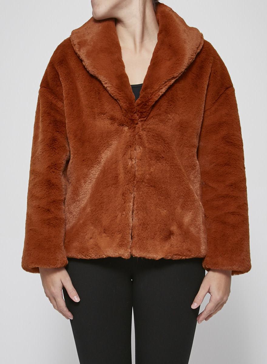 Heartloom Cinnamon Teddy Coat - New with Tags
