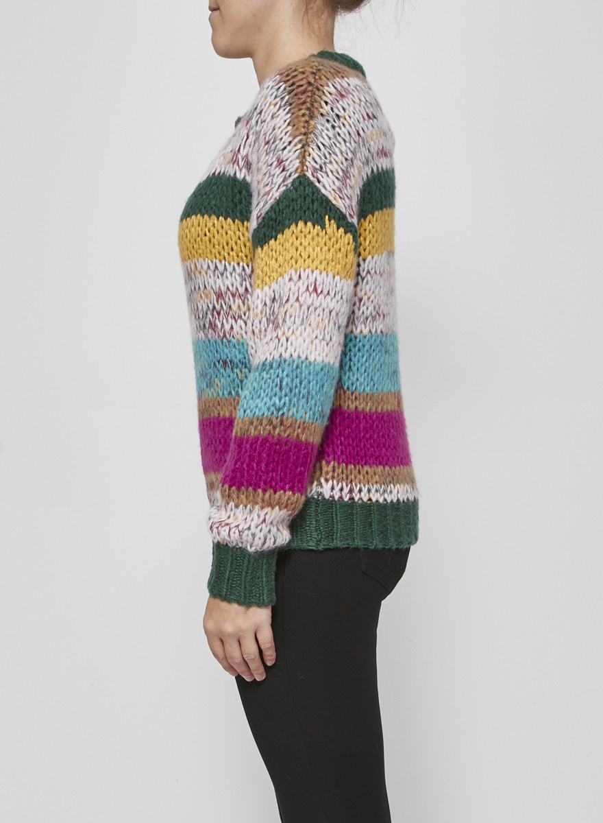 Heartloom Knitted Sweater - New with tags