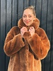 jakke Chesnut Faux Fur Jacket - New with Tag