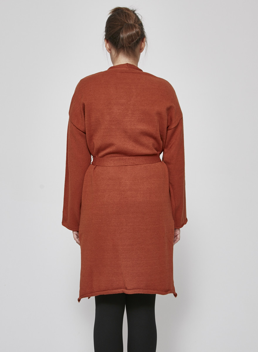 Third Form Cinnamon Long Cardigan - New with Tag