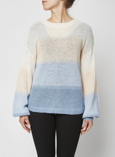 Charli GRADIENT COLOR SWEATER