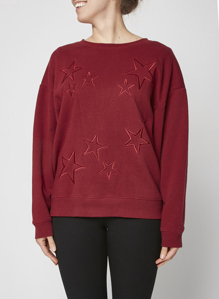 South Parade BURGUNDY SWEATER - NEW WITH TAG