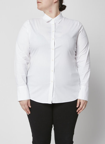 Banana Republic WHITE BLOUSE