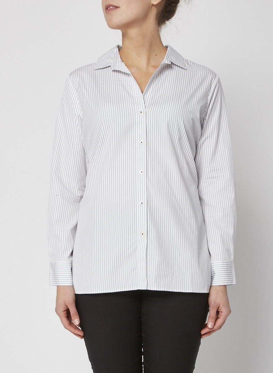 Charli Sabine Striped Shirt - New with Tags