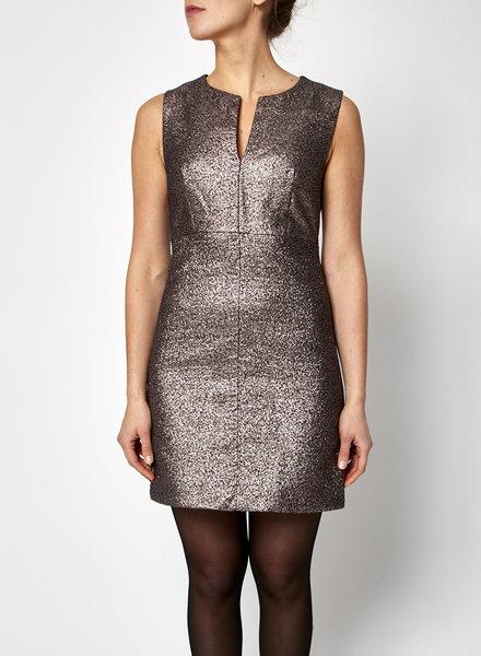 Diane von Furstenberg BLACK & PINK DRESS