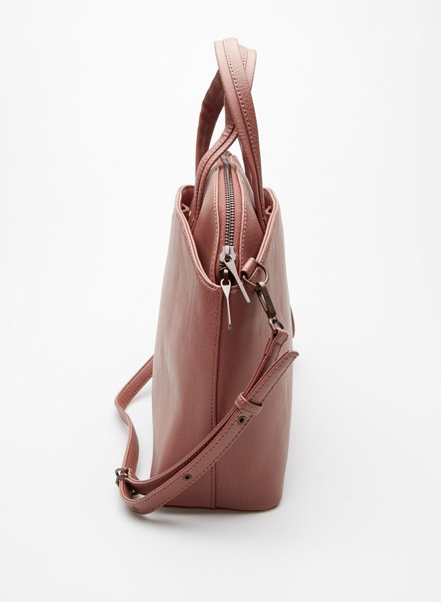 Matt & Nat Pink Vegan Leather Tote Bag