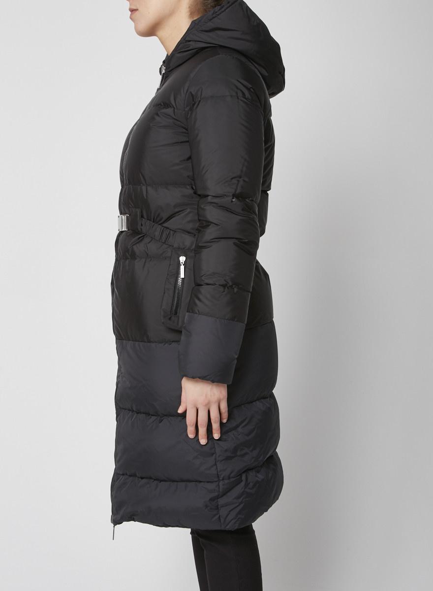 Jil Sander Black Puffer Coat