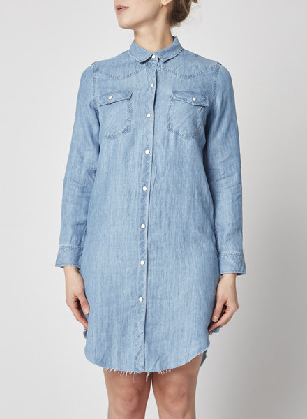 Rails DENIM SHIRT DRESS - NEW WITH TAGS