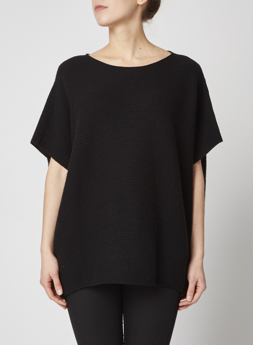 Vince Boxy Short sleeves Sweater