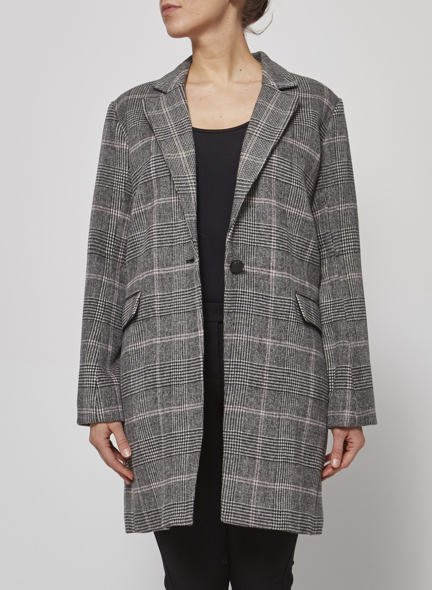 Rails ANDERS PLAID COAT - NEW WITH TAG