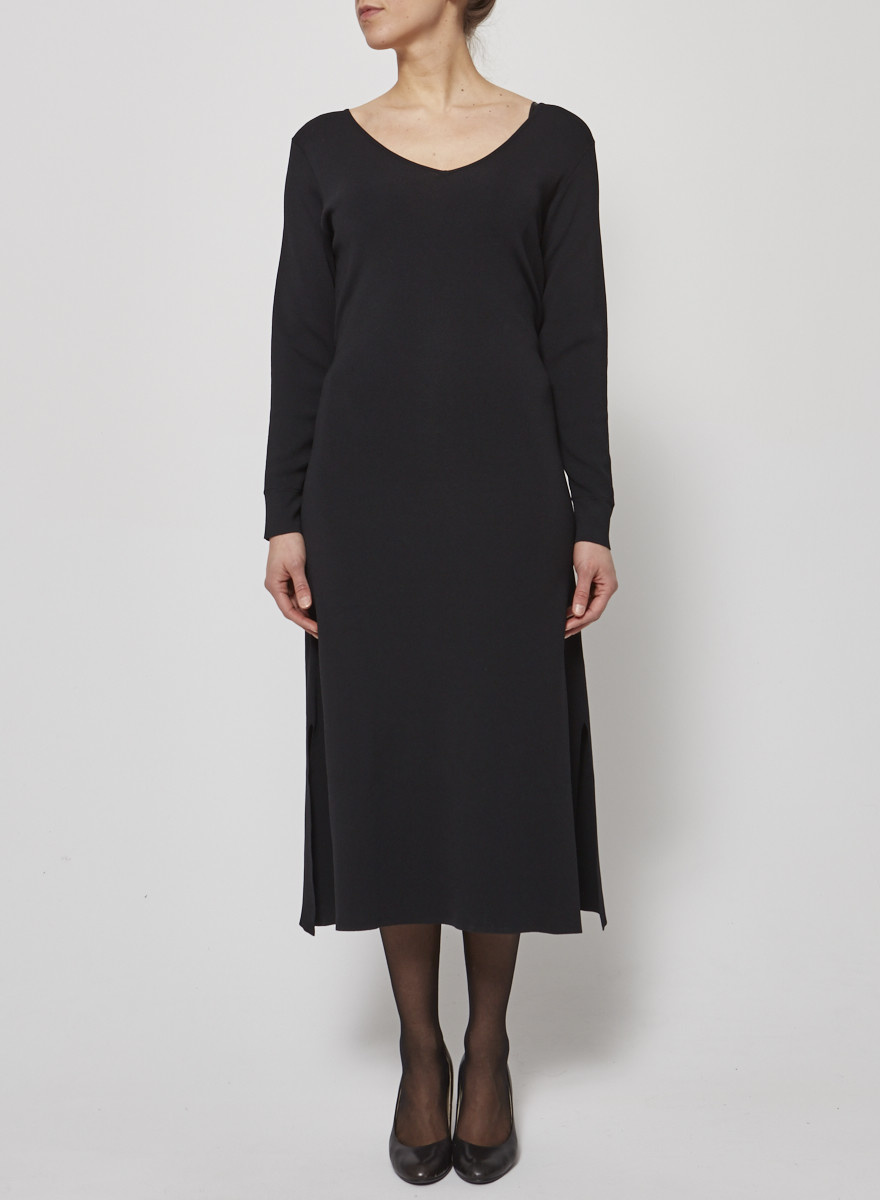 Charli BLACK DRESS - NEW  (SIZE LARGE)