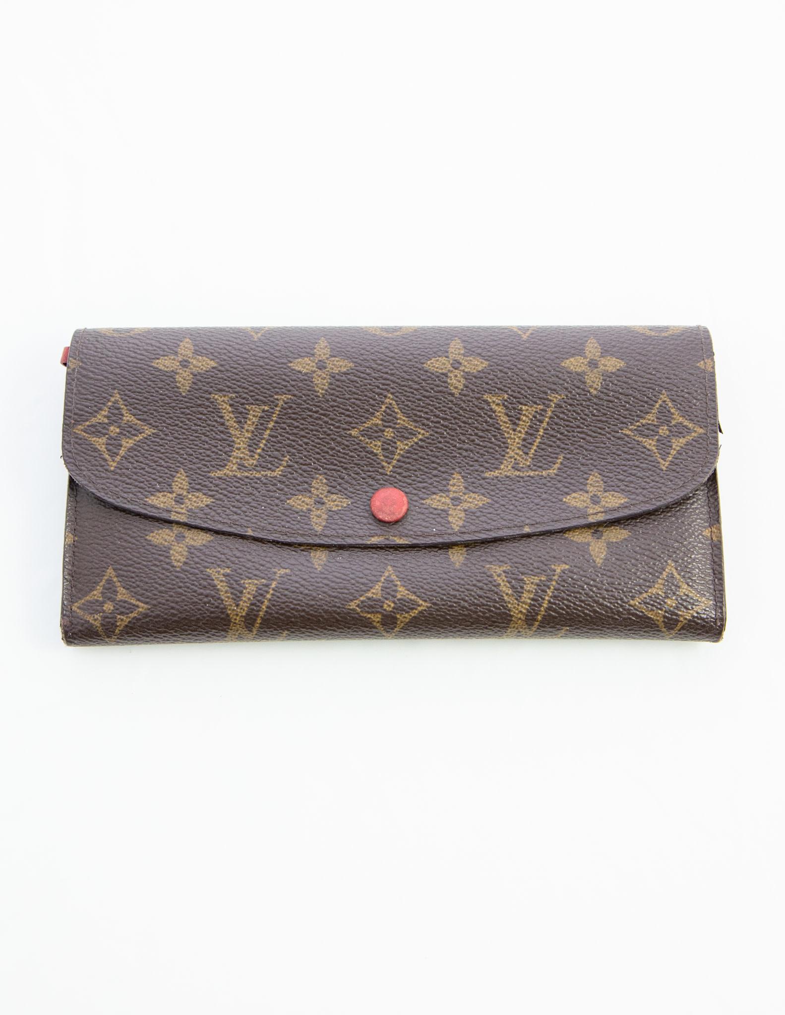 Louis Vuitton Portefeuille monogramme
