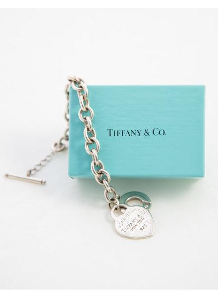 Tiffany & Co. RETURN TO TIFFANY'S SILVER BRACELET