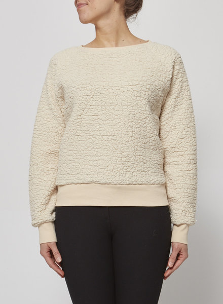 Project Social T BEIGE SWEATER