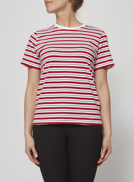 Kowtow Clothing ORGANIC COTTON STRIPED T-SHIRT