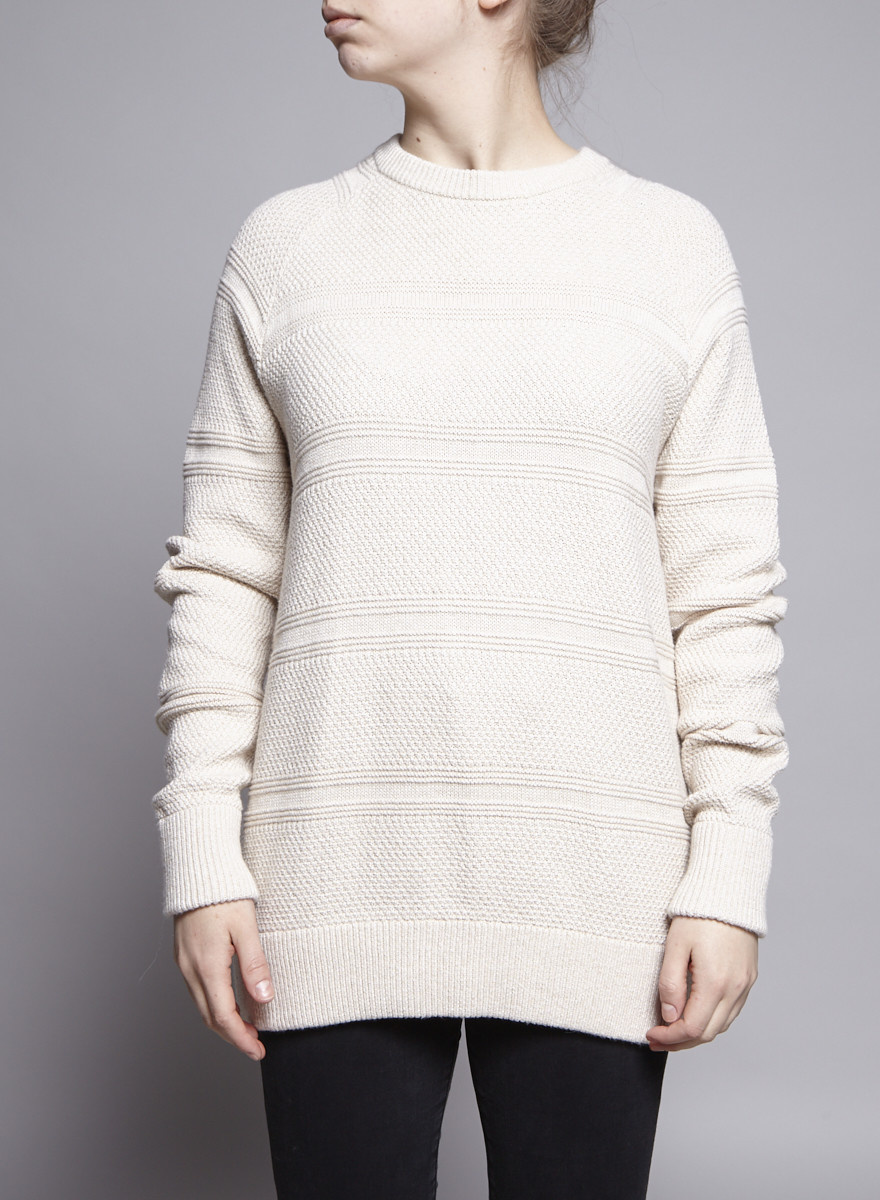 Rails Beige Cotton and Cashmere Sweater - New (for Men)