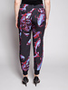Diesel Black Floral-Print Sweatpants - New