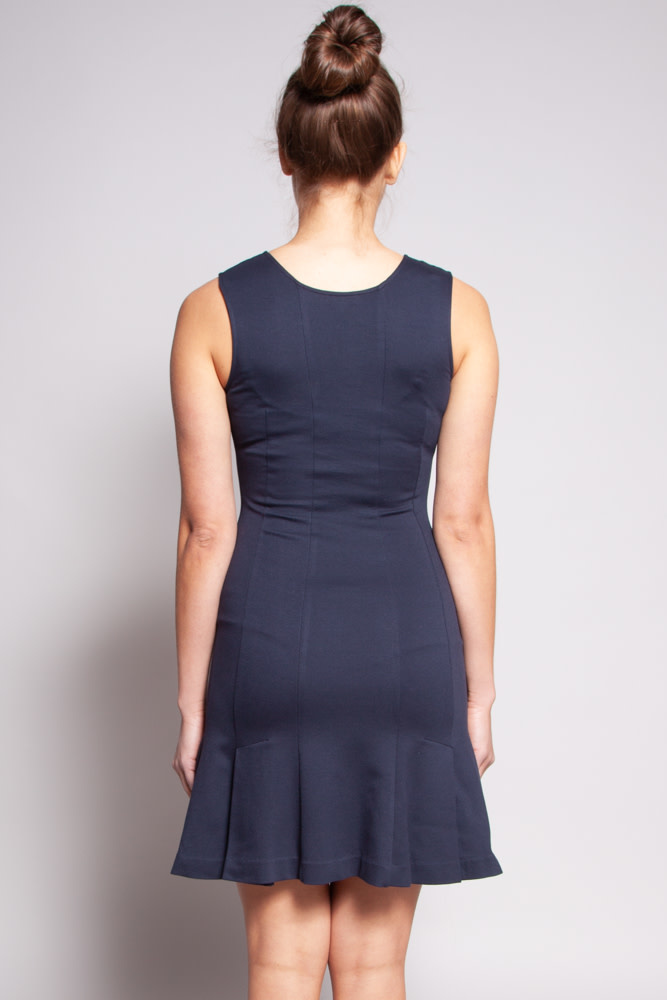 Theory NEW PRICE (WAS $112) - NAVY BLUE DRESS