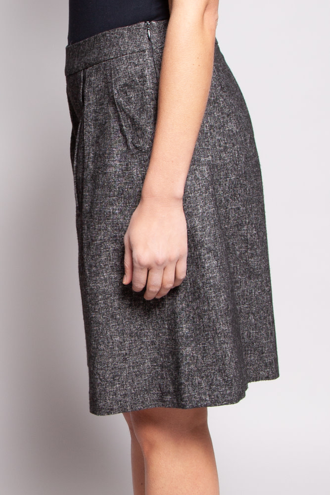 Tara Jarmon Tweed Bermuda Shorts