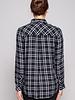 Rails Black  Check Shirt - Sample