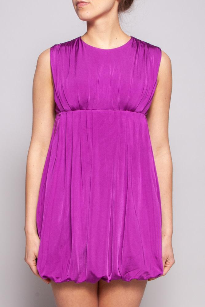 Versace Fuchsia Dress