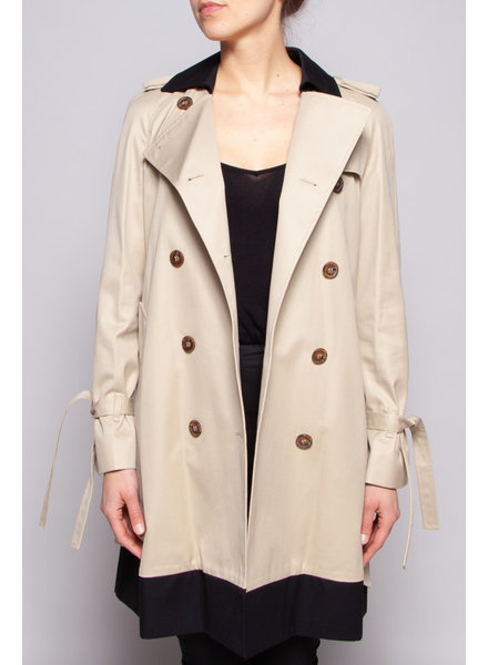 Red Valentino BEIGE TRENCH