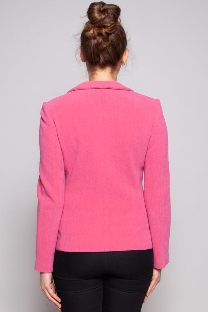 Giorgio Armani Veston rose fait de laine