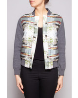 Paul & Joe Sisters LIVING ROOM-PRINT BOMBER