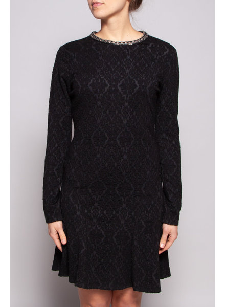 The Kooples BLACK DRESS - NEW