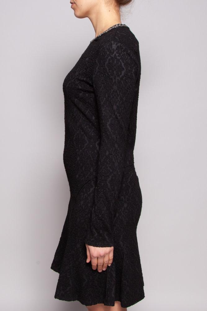 The Kooples BLACK DRESS - NEW