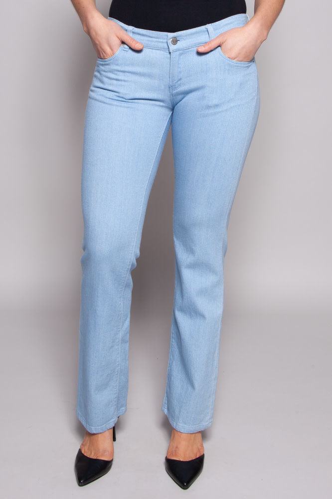 Prada Jean bleu pâle