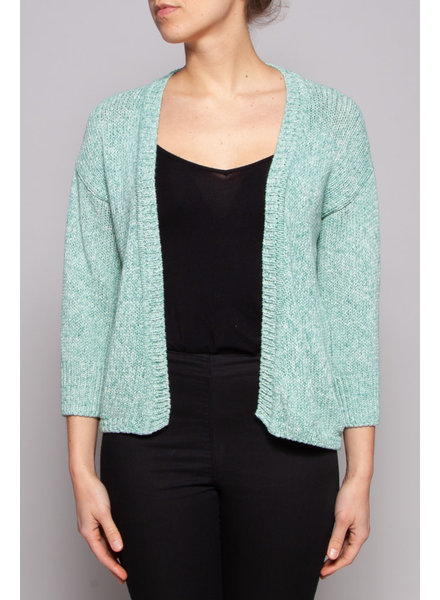 Weekend Max Mara TURQUOISE HEATHER JACKET
