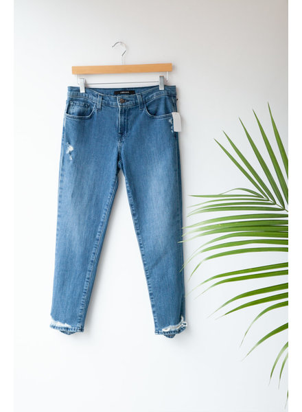 J Brand BADEY MIDRISE SLIM JEANS - NEW WITH TAG (SAMPLE)