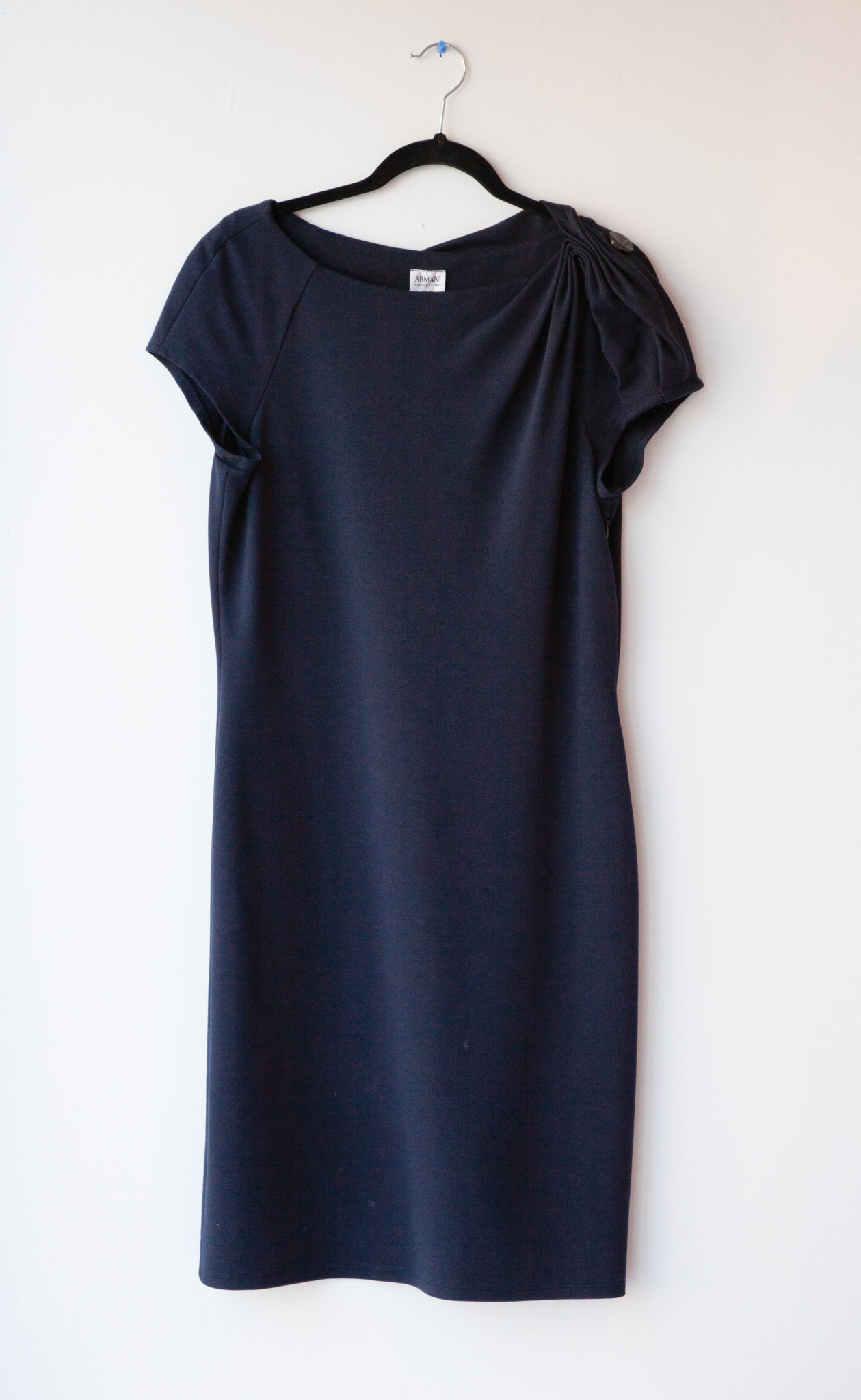 Armani Collection DARK BLUE DRESS