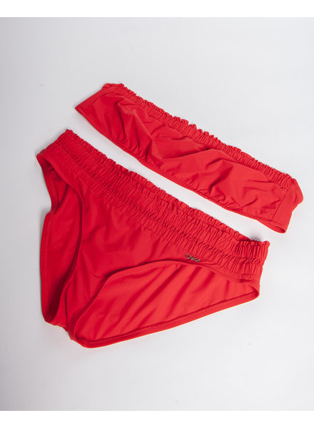 Chloé BRIGHT RED SWIMSUIT