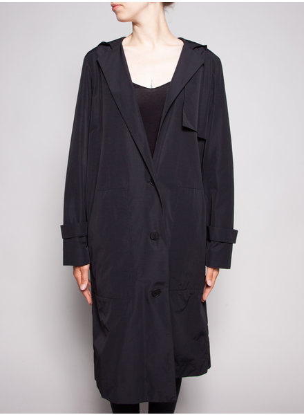 T by Alexander Wang BLACK TRENCH - NEW WITH TAG