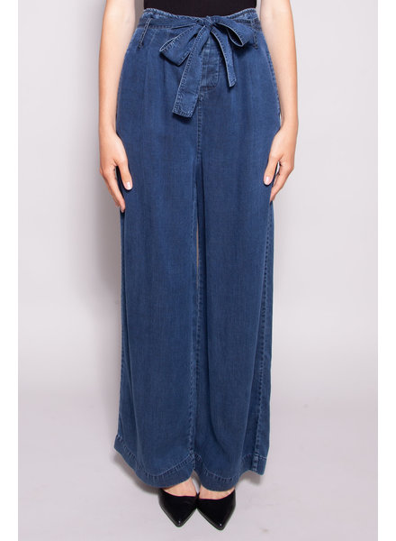 Rails WIDE LEG CHAMBRAY PANTS - NEW WITH TAG