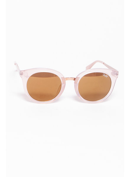 Quay Australia PINK SUNGLASSES - NEW