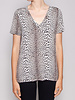 Notes du Nord LEOPARD PRINT T-SHIRT DALLAS - NEW WITH TAG