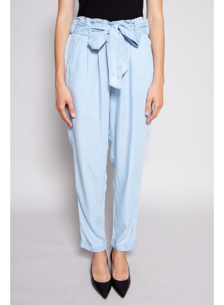 Ella Moss CHAMBRAY PANTS - NEW WITH TAG