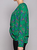 Heartloom Green Floral-Print Dress - New