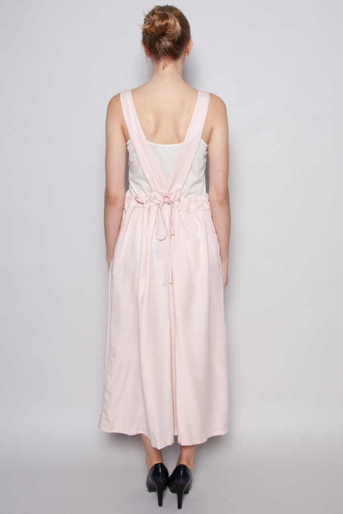 Noemiah PINK EMBROIDERED JUMPSUIT - NEW
